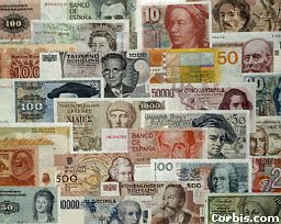 Most of these European Currencies have been discontinued.