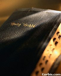 The Word of GOD!  The HOLY Bible...